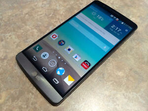 Unlocked LG G3 32GB Android Smartphone Like New with Warranty