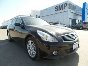 2010 Infiniti G37 Sedan 3.7L V6 - AWD, Leather Bucket Seats, Bos