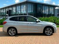 2017 BMW X1 Xdrive 20D M Sport 5Dr Step Auto Estate Diesel Automatic