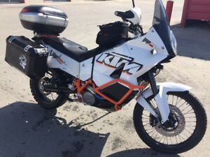 2012 KTM 990R Adventurer BAJA Version
