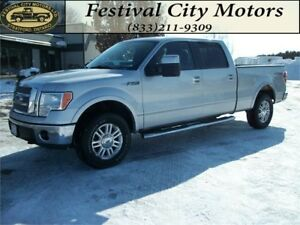 2010 Ford F-150 Lariat 4x4 | CERTIFIED