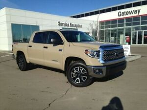 2018 Toyota Tundra TRD Offroad CrewMax Nav, Backup Cam, Sunroof,