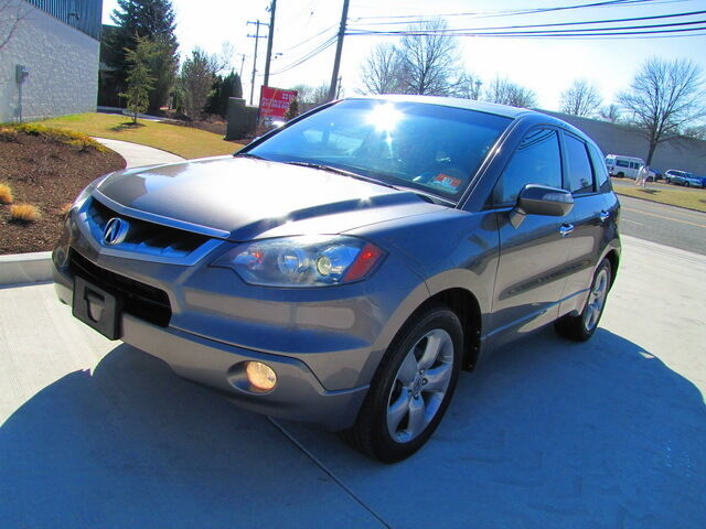 Acura : RDX AWD 4dr Tech GREAT LUXURY SUV ! NAVIGATION ! AWD ! TURBO CHARGED ! WARRANTY!  08