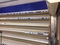 LARGE SELECTION OF SHOP FITTINGS