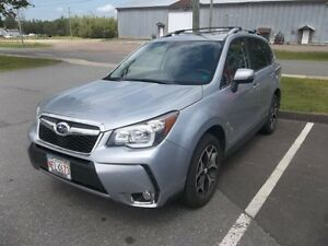2015 Subaru Forester XT Limited w/Tech Pkg