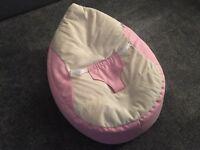 Ga-ga bean bag for new born.