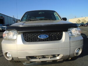 2007 Ford Escape SXT SPORT 4X4--3.0L V6 ---WITH REMOTE STARTER Edmonton Edmonton Area image 5