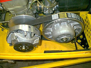 *SNOW's COMING*    GET THOSE SKI DOO CLUTCHES SERVICED