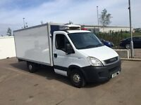 IVECO FRIDGE VAN CHASSIS CAB IDEAL RECOVERY TIPPER OR HORSEBOX