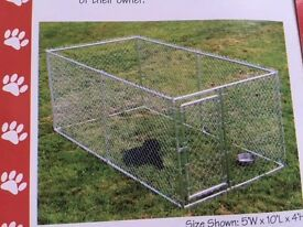 Dog Pen for Outside Use