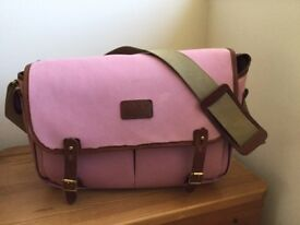 Brompton Game Bag - Pink - Excellent Condition