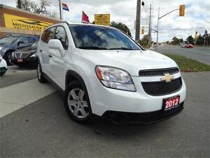 2012 Chevrolet Orlando LS,7PASENGER,ONE LOCAL OWNER