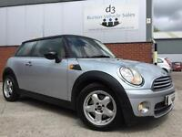 2007/07 Mini 1.6TD Cooper D Turbo Diesel Met Silver FULL MAIN DEALER HISTORY!