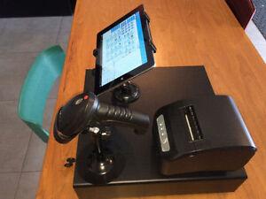 Caisse enregistreuse complete sur tablette -PRIX IMBATTABLE