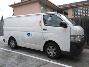2007 Toyota Hiace Van/Minivan Northcote Darebin Area Preview