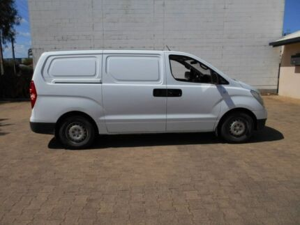 2008 Hyundai iLOAD TQ-V White 5 Speed Manual Van Beverley Charles Sturt Area Preview