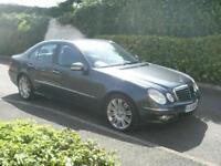 MERCEDES E280 3.0CDI SPORT 7G-Tronic 2008(08) VERY CLEAN ONLY 97,000 MILES F/S/H