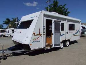 2005 JAYCO HERITAGE 19' TANDEM AXLE, FULL ENSUITE Clontarf Redcliffe Area Preview
