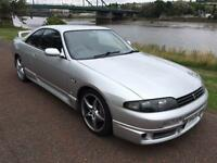 2000 M NISSAN SKYLINE 2.5 GTS/TURBO - IMPORT 1D