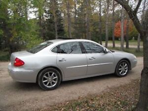 2005 Buick Allure CXS  Safetied  112,000kms