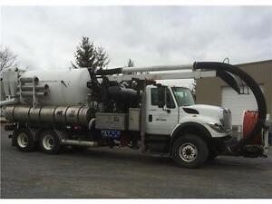 2013 VACTOR COMBO PD 2100 SEWER CLEANER