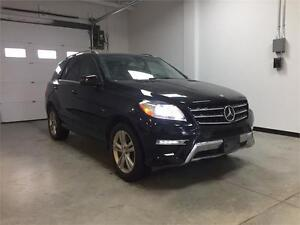 2012 Mercedes Benz ML350 LOW KM, MINT, NAVI, LOADED,Canadian