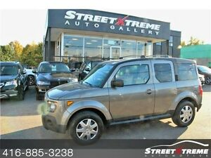2008 Honda Element EX PWR MIRRORS, LOCKS,WINDOWS, CLEAN CARPROOF