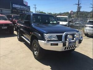 2002 Nissan Patrol GU III ST Plus (4x4) 5 Speed Auto Sports Shift Wagon Lilydale Yarra Ranges Preview