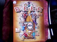 """""""IT'S THE BEER GAME"""" - A SEALED BOARD GAME /UNUSED"""