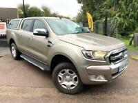 2016 Ford Ranger Pick Up Double Cab Limited 2 3.2 TDCi 200 + FACELIFT/HARDTOP Do