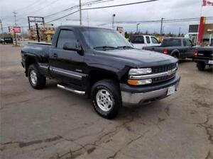 SWB VERY LOW KMS 02 CHEVY 4X4