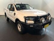 2016 Ford Ranger PX MkII XL 3.2 (4x4) Frozen White 6 Speed Automatic Crew Cab Utility Clemton Park Canterbury Area Preview