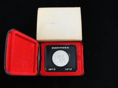 Canada 1970 Royal Canadian Mint Specimen Dollar Set