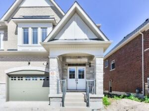 Brand New Extra Wide Lot Semi-Detached, 2 Storey Home