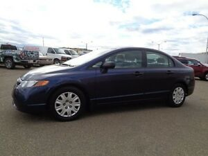 2007 Honda Civic 4 DR Sedan | 5sp Manual | Comfortable & Economi Edmonton Edmonton Area image 1