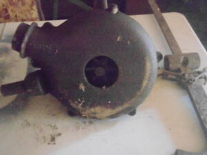 steel forge blower