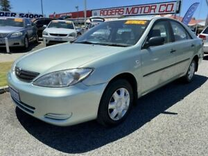 2003 Toyota Camry ACV36R Altise Green 4 Speed Automatic Sedan Victoria Park Victoria Park Area Preview