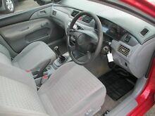 2004 Mitsubishi Lancer CH ES Maroon 5 Speed Manual Sedan Coopers Plains Brisbane South West Preview