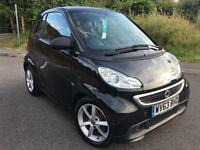 2013 63 SMART FORTWO 1.0 PULSE MHD 2D AUTO 71 BHP