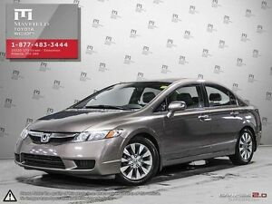 2009 Honda Civic EX-L 5-speed manual