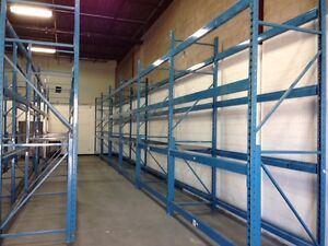 SURPLUS PALLET RACKING AND WAREHOUSE EQUIPMENT WANTED