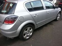 VAUXHALL ASTRA TWINPORT 56REG PETROL 5DR FULL YEAR MOT EXCELLENT CONDITION