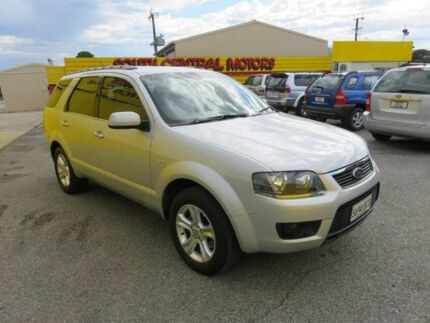 2010 Ford Territory TS MYII Silver 4 Speed Automatic Wagon Reynella Morphett Vale Area Preview