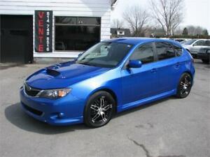 Subaru WRX 2008 176500km jamais accidenté