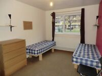 2 twin rooms available in the same flat in Stockwell! £210 and £230 pw all bills included+free WiFi
