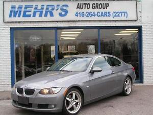 2007 BMW 3 Series 328xi Auto Coupe Leather 4 Seater Sunroof