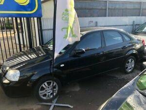 2007 Holden Viva JF MY07 Black 4 Speed Automatic Hatchback Somerton Park Holdfast Bay Preview