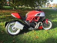 Ducati DIAVEL STRIPE MOTORCYCLE