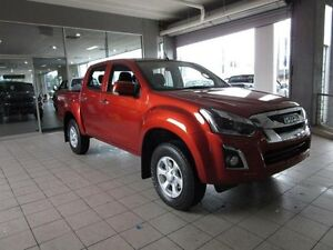 2016 Isuzu D-MAX LS-M Venetian Red Mica Automatic Dual Cab Thornleigh Hornsby Area Preview