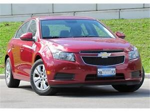 2013 Chevrolet Cruze LT Turbo|Cruise|Bluetooth|Premium Cloth Sea